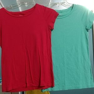 Set of 2 loft xs t shirts